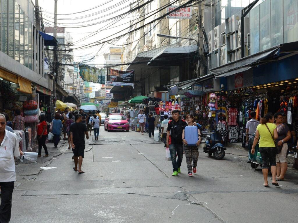 Опасность в Таиланде: преступность на улицах