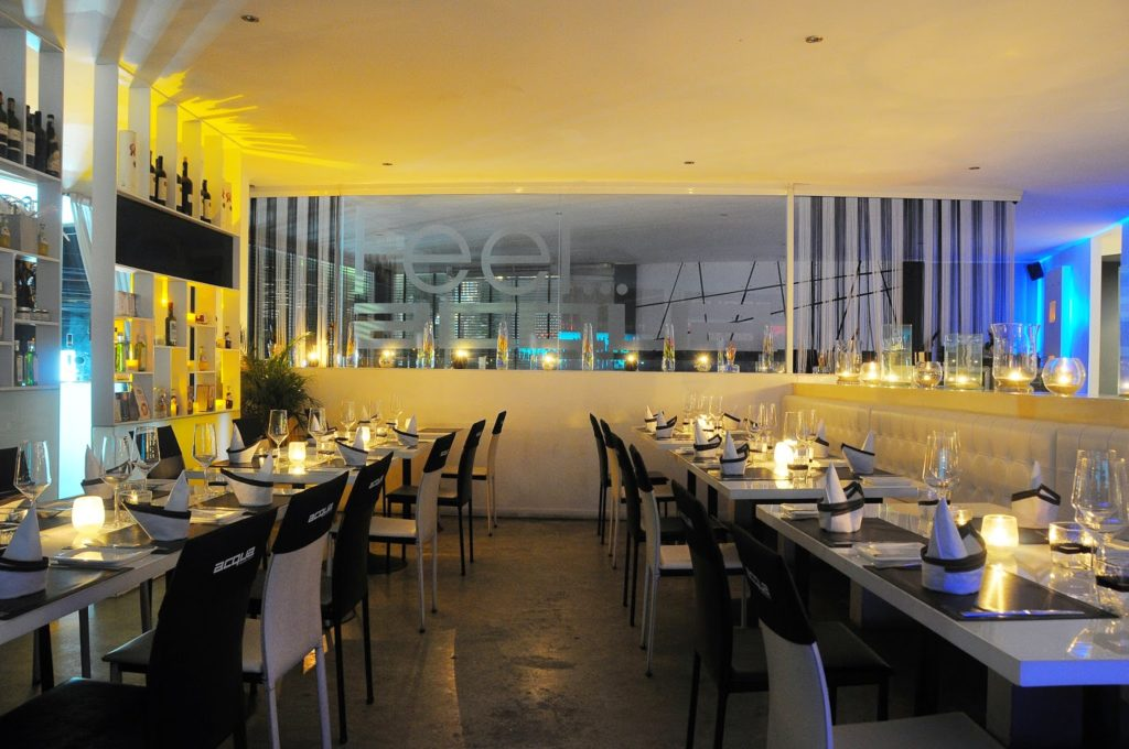 Acqua Restaurant ресторан в Пхукет