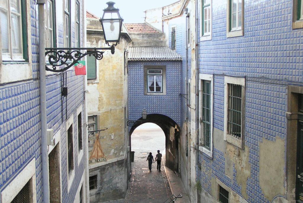 Алфама Лиссабон