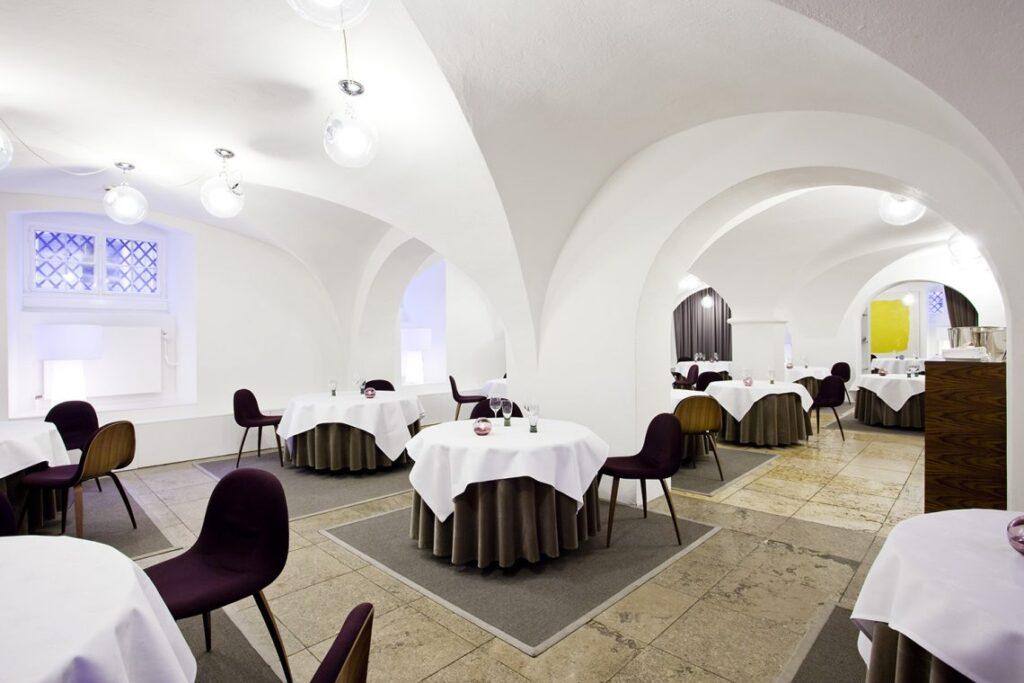 Копенгаген рестораны - Ресторан AOC