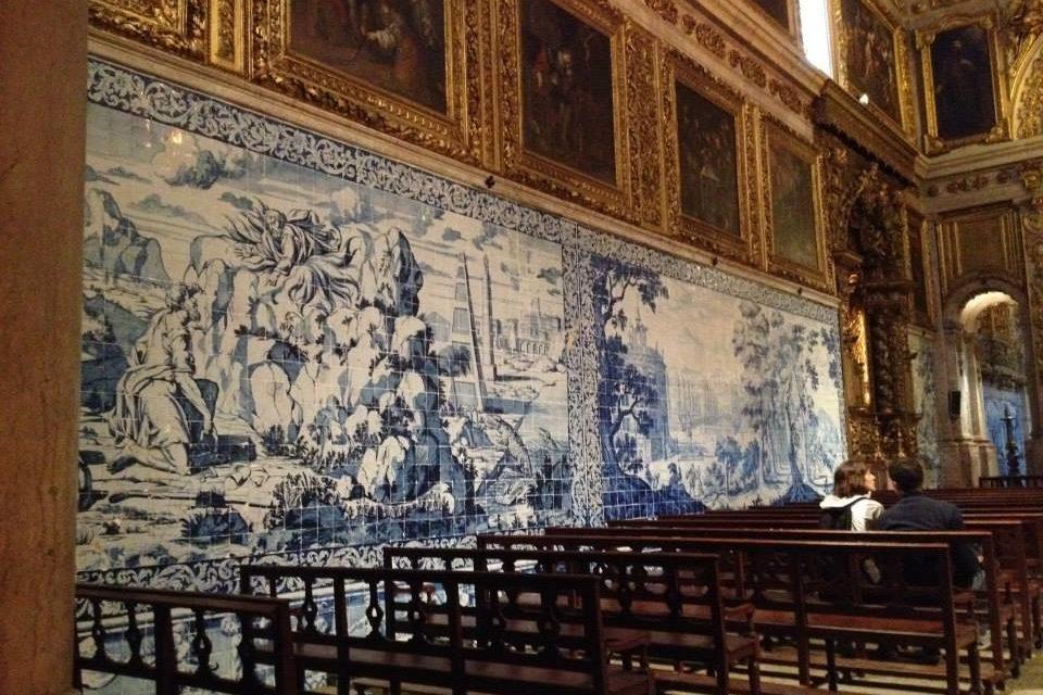 Лиссабон -  музей азулежу