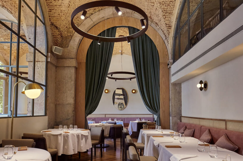 Ресторан Belcanto