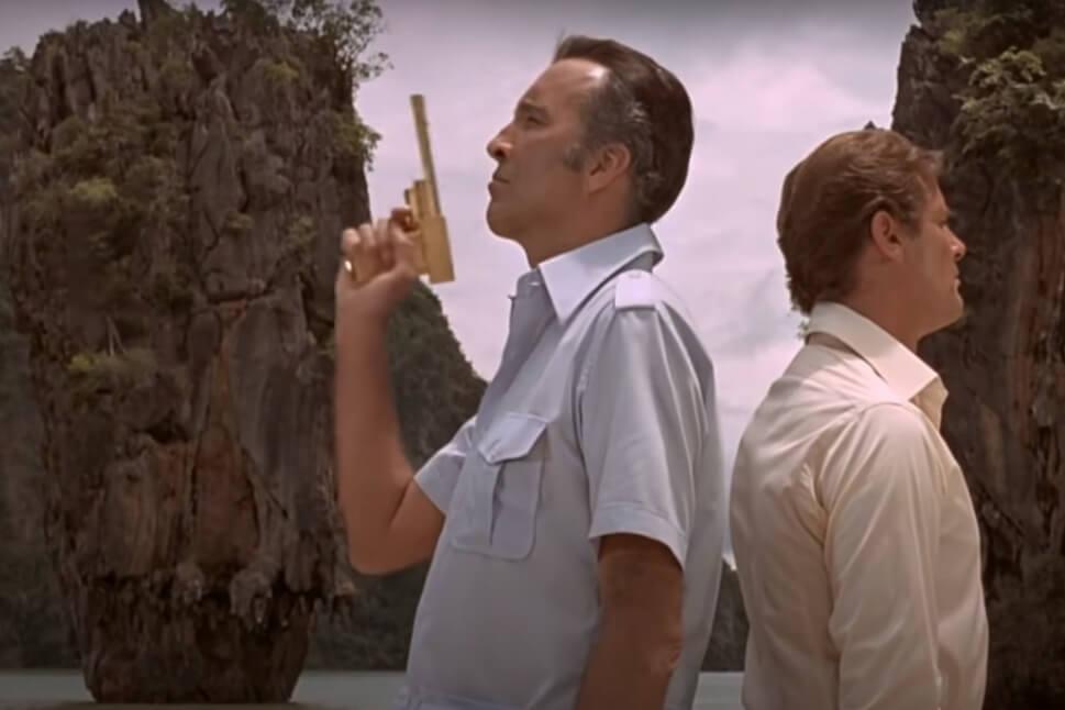 Кадр из фильма Человек с золотым пистолетом - Остров Бонда Тайланд