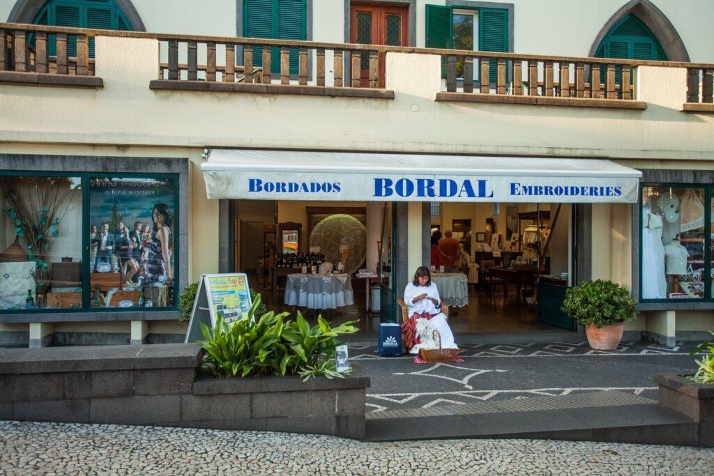 Магазин льняных вещей Bordal Мадейра
