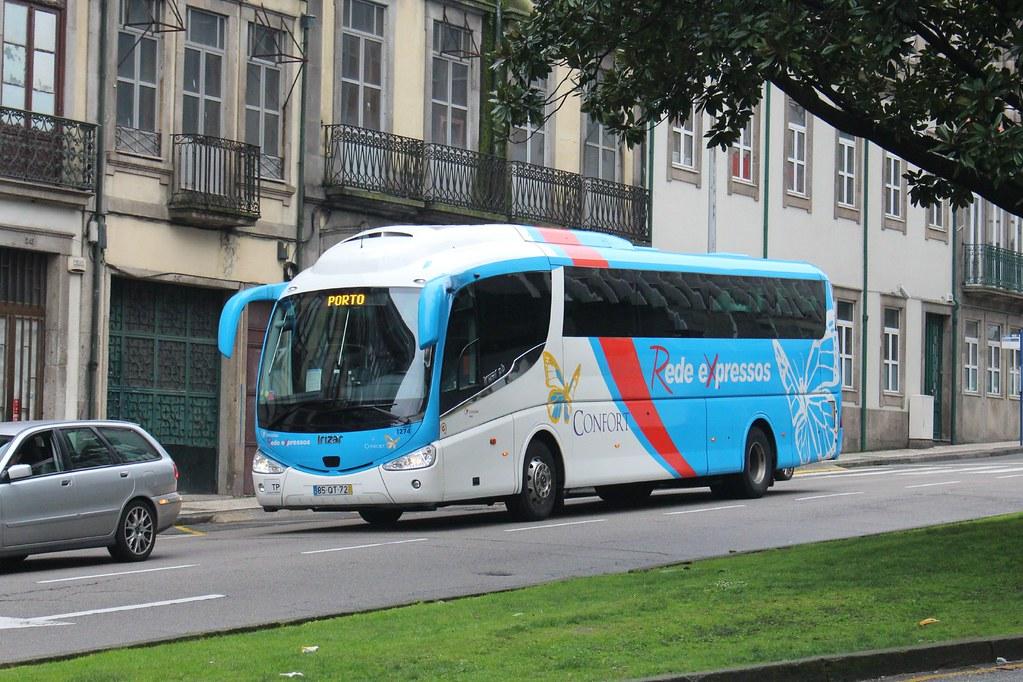 Автобусы Португалии