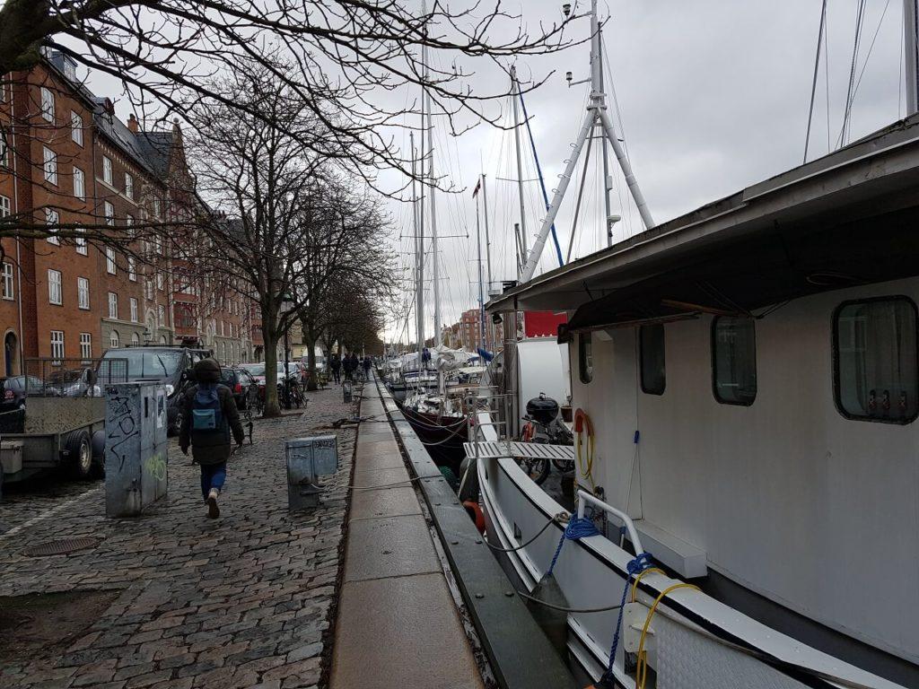 Копенгаген осенью