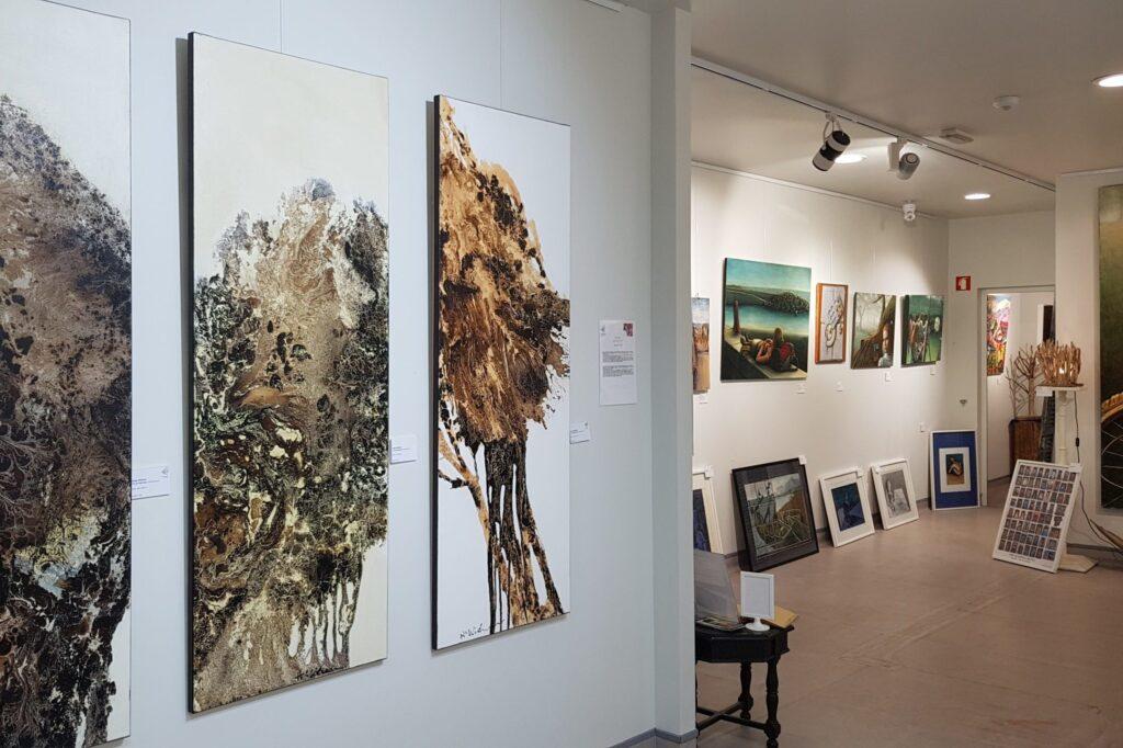 Художественная галерея Caravel Art Center Мадейра