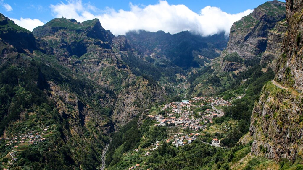 Долина монахинь Мадейра