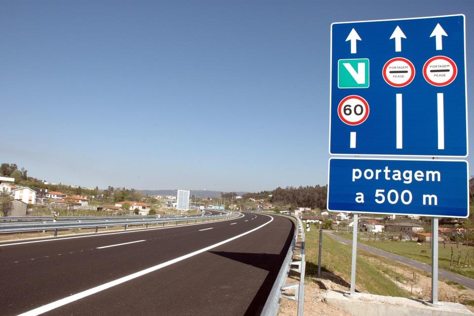 Дороги Португалии DEM