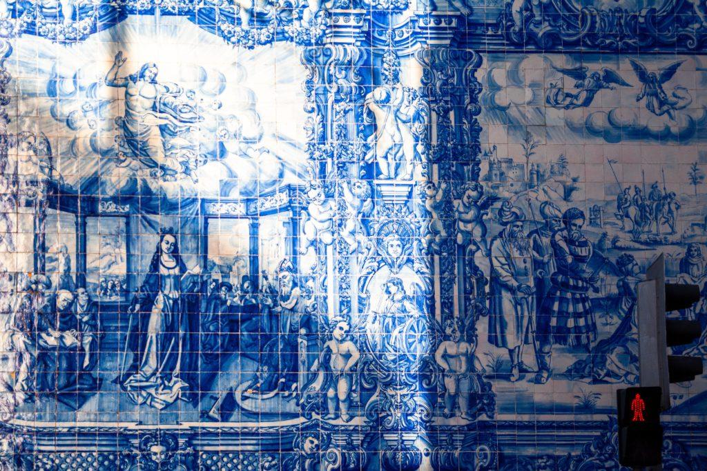 Португалия Керамика Азулежу