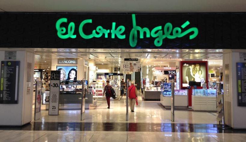 Португалия Магазин El Corte Ingles