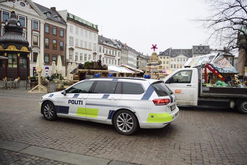 ПДД в Дании и полиция