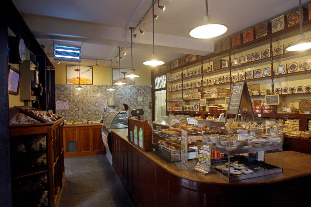 Магазин Fabrica Santo Antonio Мадейра