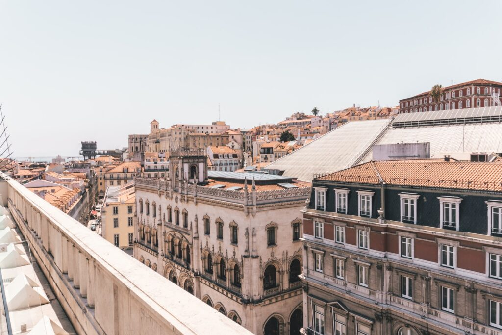 Лиссабон июнь