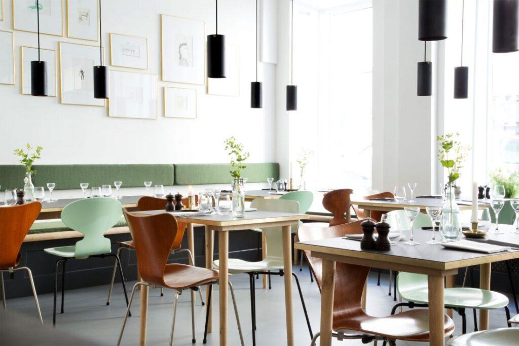 Ресторан Øl & Brød, Копенгаген