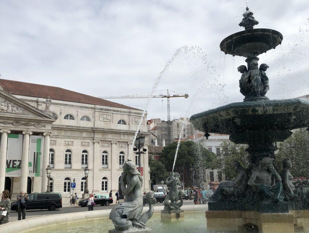 Португалия июнь