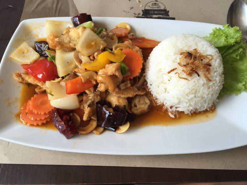 тайская национальная кухня