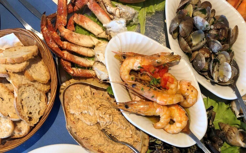 Еда в Португалии