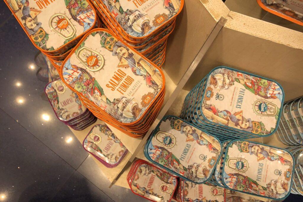 Что можно купить в Португалии