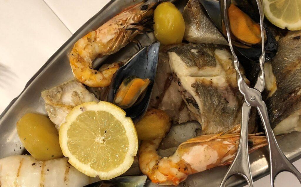 рыба Португалии