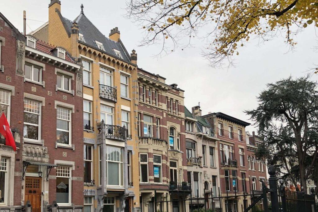Из Копенгагена в Амстердам