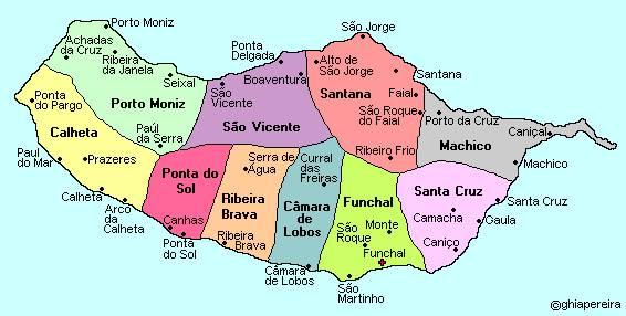 Мадейра: где лучше жить