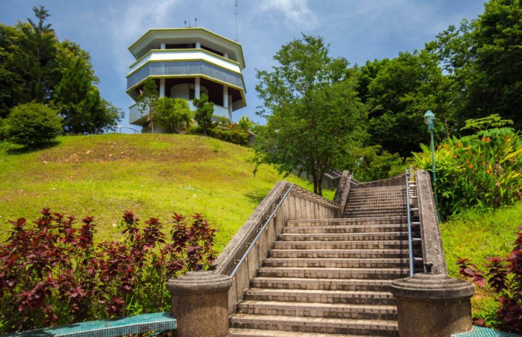 Обзорная башня на мысе Панва Пхукет