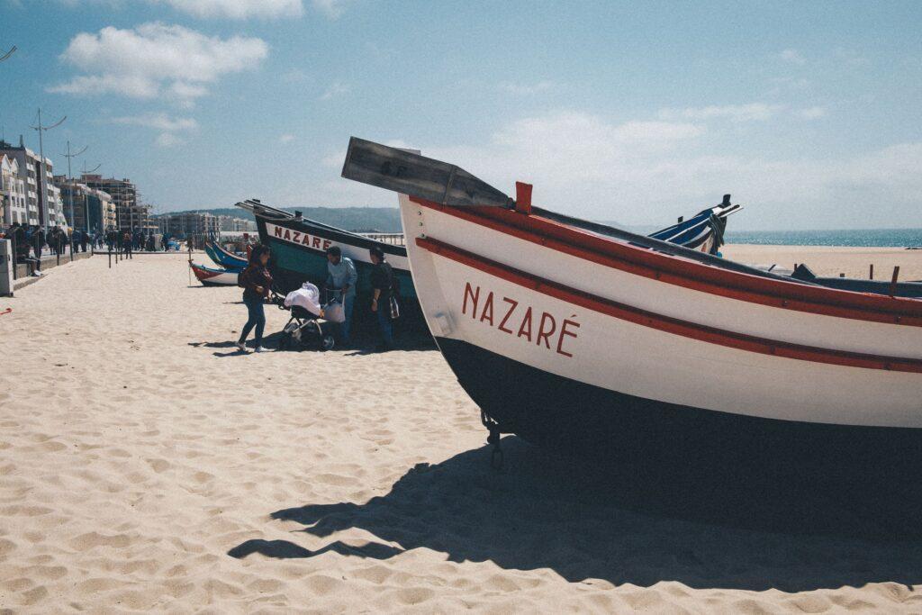 Назаре Португалия