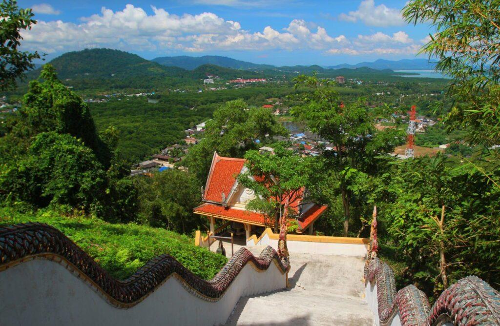 Смотровая площадка храма Ко Сирэ Пхукет