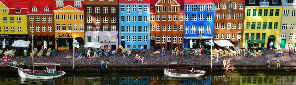 О Дании для детей