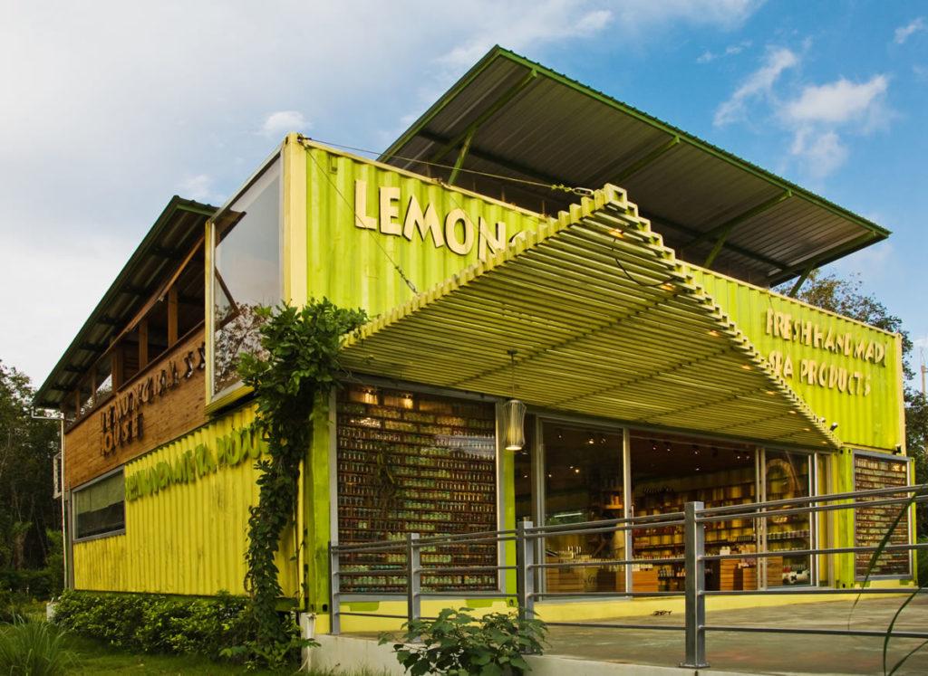Lemongrass House - где купить косметику на Пхукете
