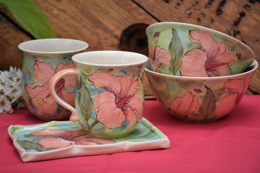 Магазин керамики Lillie Ceramics  Мадейра