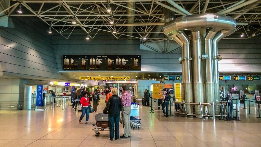 Аэропорт Лисабон