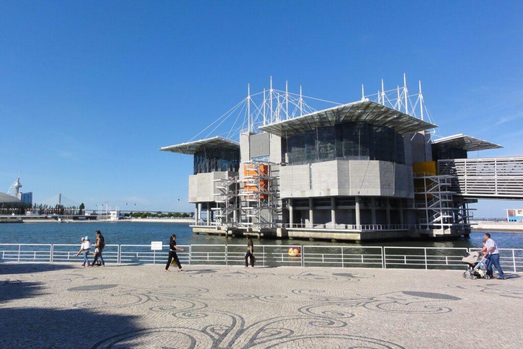 Океанариум Лиссабон