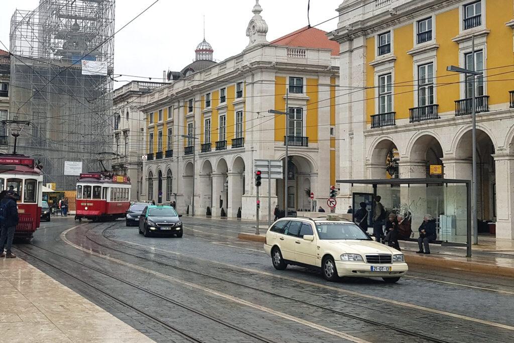 Каршеринг Лиссабон