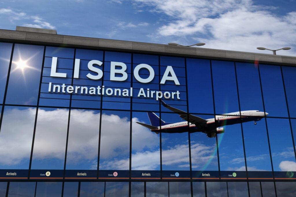 аэропорты Лиссабона