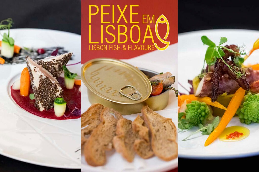 Лиссабонский фестиваль рыбы и ароматов