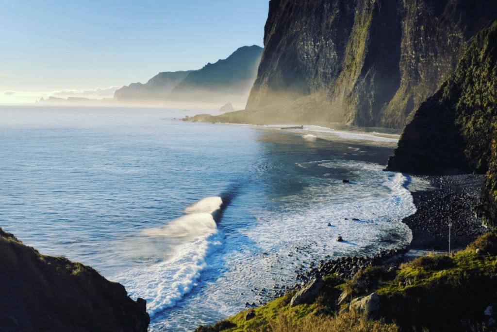Мадейра - погода в мае