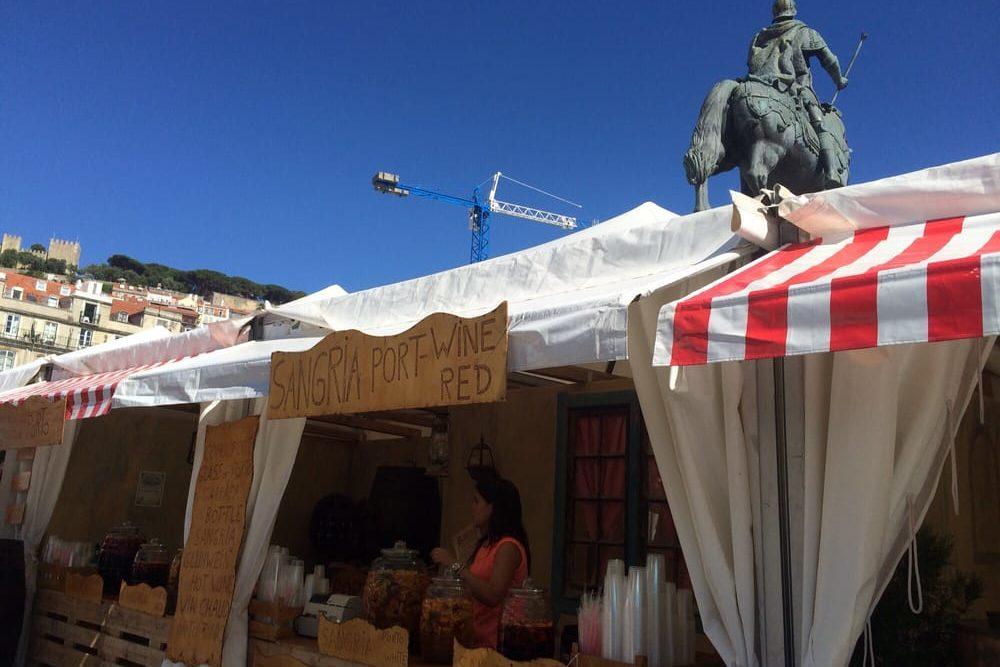 Рынок Mercado dos Produtos e Produtores Portugueses