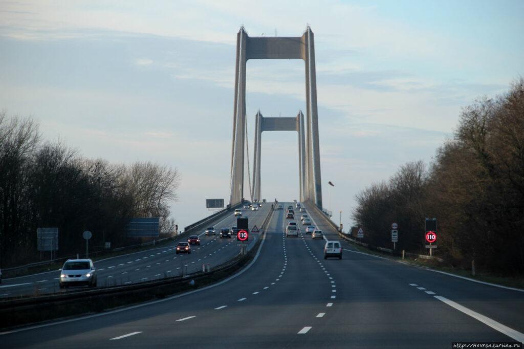 Платные дороги Дании - Большой мост Бельт