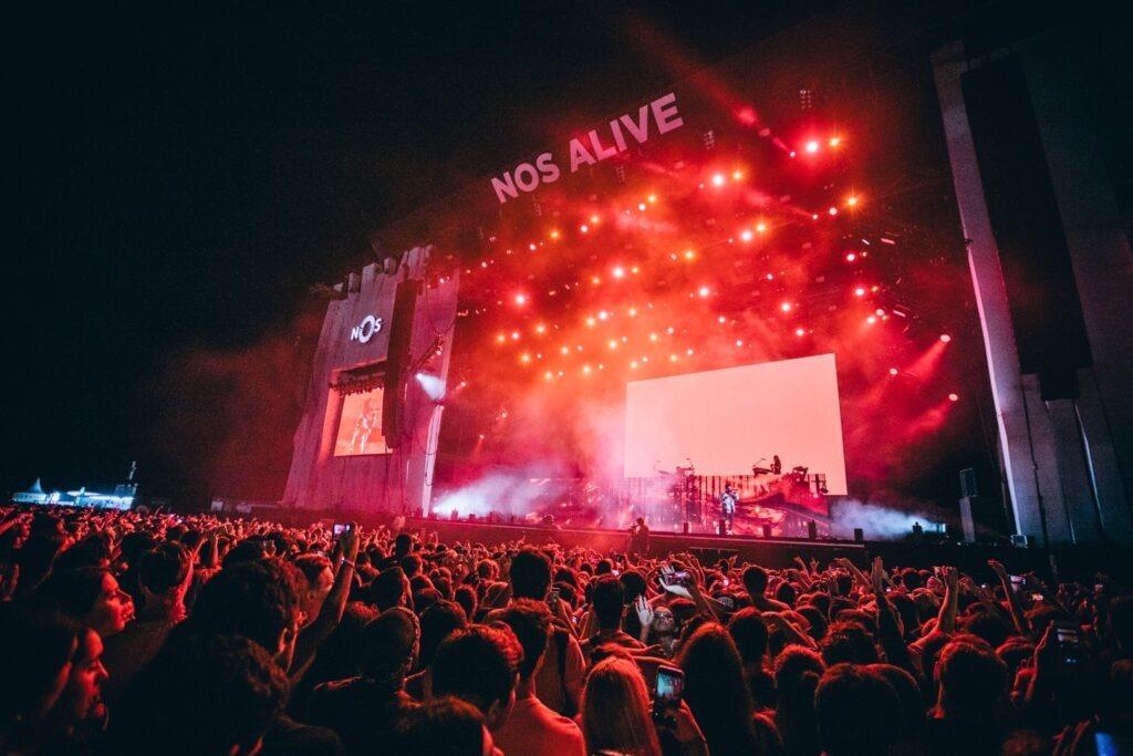 Фестиваль NOS Alive