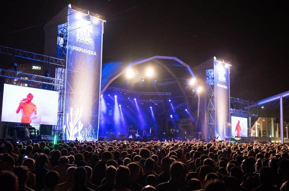 Музыкальный фестиваль NOS Primavera Sound