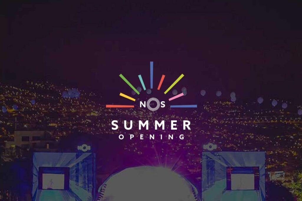 Фестиваль NOS Summer Opening Португалия