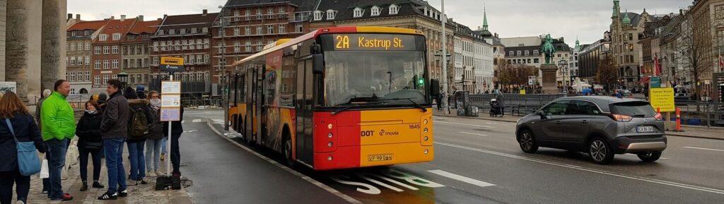 Общественный транспорт Дании