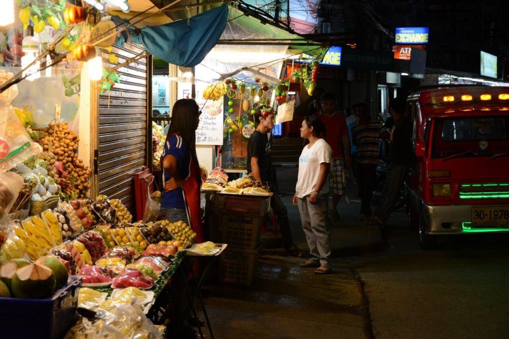 Рынки Пхукет