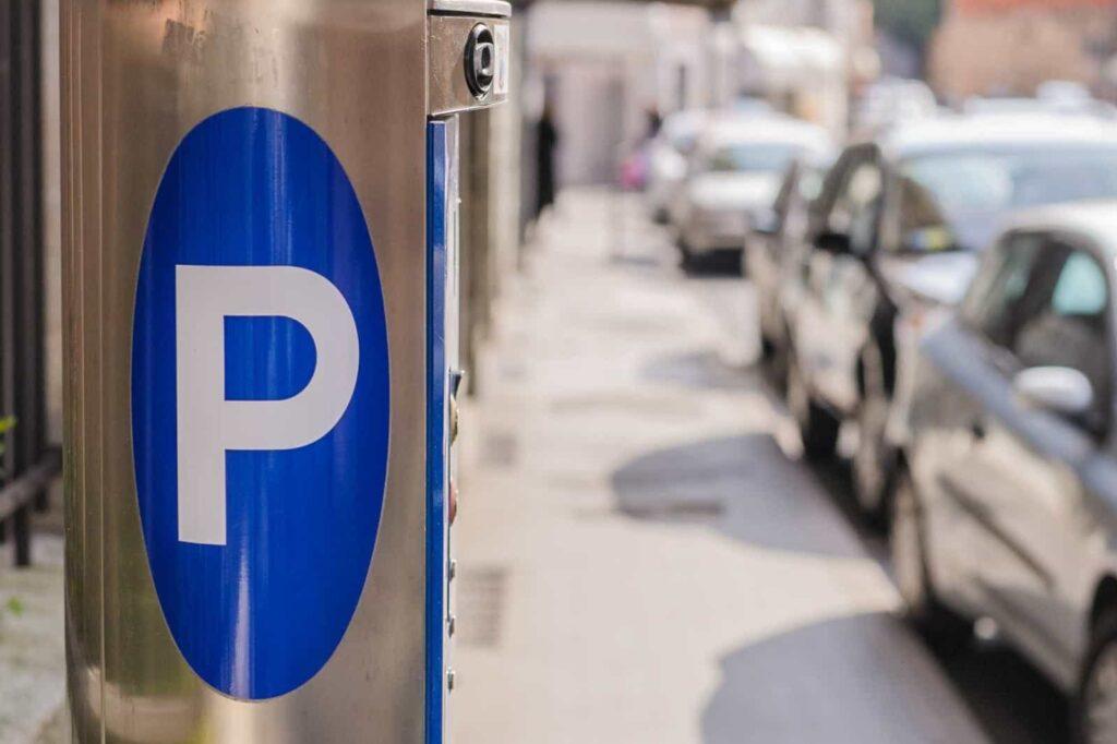 Парковка в Португалии