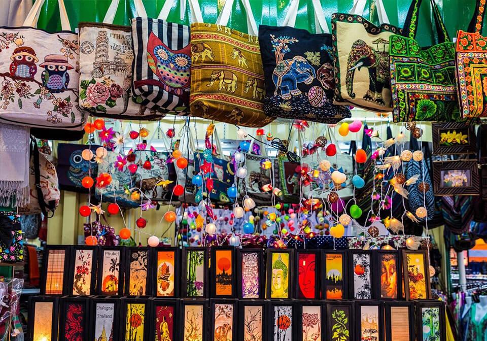 Рынок сувениров Пхукет - Phuthai Souvenir Market