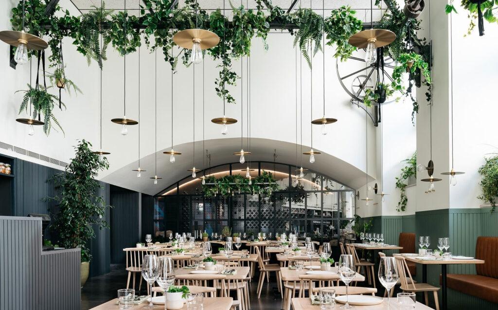 Португалия Ресторан в Лиссабоне
