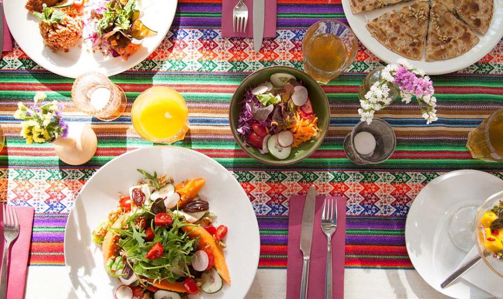 Вегетарианский ресторан PSI