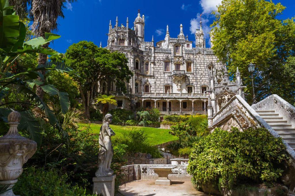 Дворец Кинта да Регалейра, Португалия